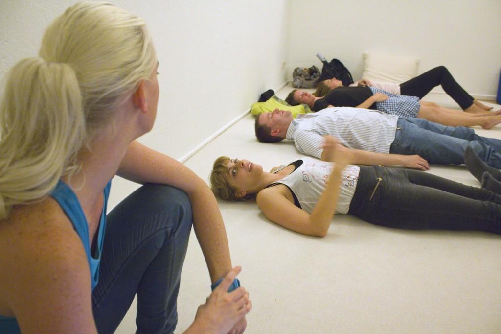 Workshop über luzides Träumen und projektive Traumarbeit (Traum interpretieren) in Berlin.