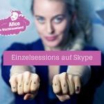 Bei den Skype - Einzelsessions bekommst du alle deine Fragen zum luziden Träumen direkt beantwortet und es ist egal, wo auf der Erde Du dich aufhälst.