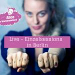 Bei den Live - Einzelsessions in Berlin kannst Du Alice deine Fragen über das luzide Träumen persönlich stellen.